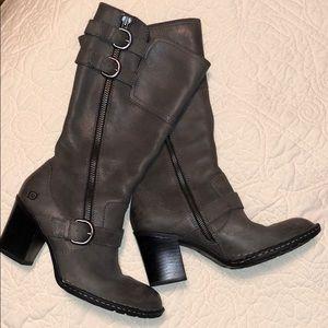 Born boots - 7.5 - excellent condition